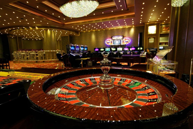 Casino without people